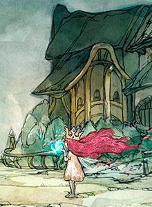 Descubre la magia de Yoshitaka Amano con Child of Light