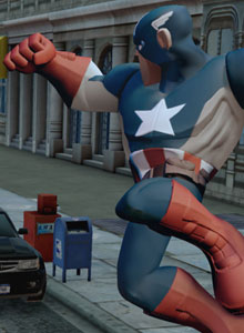 Disney Infinity contará con más de 20 personajes de Marvel