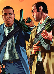 ¿Grand Theft Auto para PS Vita?