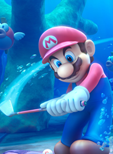 Lista final de personajes en Mario Golf: World Tour