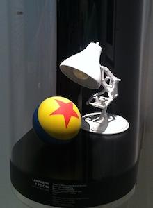 Exposición Pixar: 25 años de animación