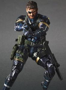 Metal Gear Solid V podría llegar en Febrero.