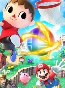 Super Smash Bros. para 3DS correrá a 60fps con el 3D activo