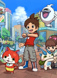 Yo-Kai Watch: Análisis para 3DS