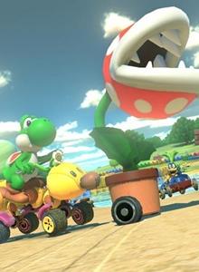 Objetos misteriosos sin anunciar en Mario Kart 8