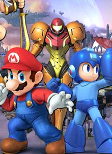 Los metroid estarán en el nuevo Super Smash Bros. para 3DS/WiiU