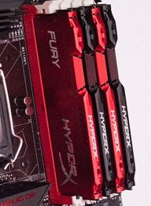 Kingston presenta sus nuevas memorias RAM HyperX Fury