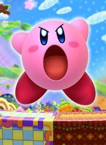 Kirby siempre está enfadado en Occidente, ¿Por qué?