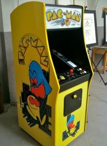 La leyenda de Pac-Man en Bcn