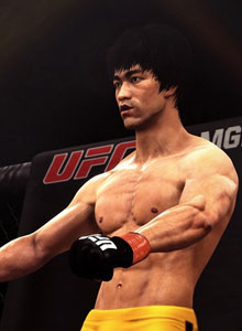 Bruce Lee te venderá EA Sports UFC