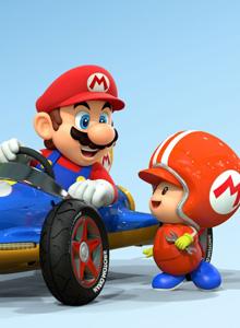 Primer DLC gratuito de Mario Kart 8 para Wii U