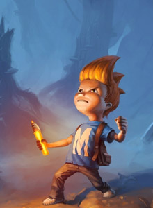 Max: The Curse of Brotherhood salta a PC y Xbox 360