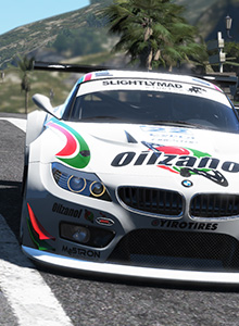 Project CARS corre en Azure Coast