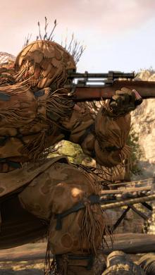 Dos francotiradores son mejor que uno en Sniper Elite III