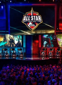 League of Legends: sigue en directo el All Stars 2014 de Paris