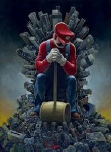 Video de Game of Thrones: Super Mario World