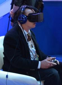 EVE: Valkyrie con Unreal Engine 4: vas a DESEAR un Oculus Rift