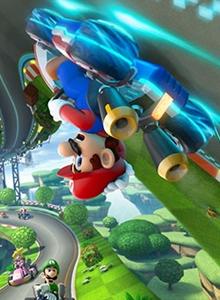 Mario Kart 8 lleva a Wii U al límite