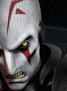 Star Wars Rebels, trailer en español
