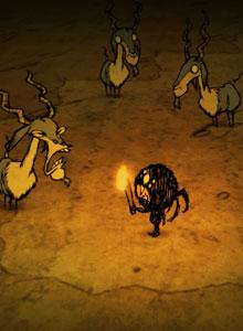 Don't Starve: Giant Edition anunciado para PlayStation Vita