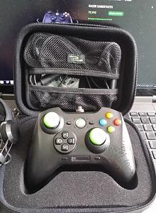 Razer Sabertooth, análisis del mando gaming para Xbox 360 y PC