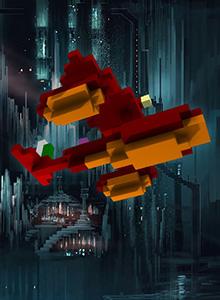 Resogun Heroes es la nueva expansión para el shmup de PS4