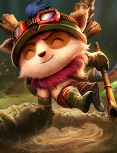 League of Legends: el mankeo en Aram con Teemo. Gatete on-fire!