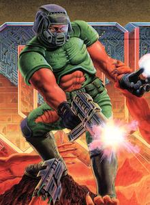 Doom nos enseña sus mapas multijugador
