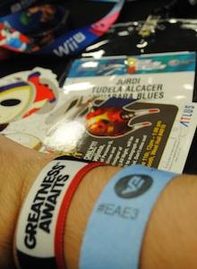 [E3 2014] Jordi nos muestra el West Hall del Convention Center