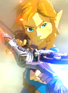 [TGA 2014] Alucina con el gameplay de The Legend of Zelda para Wii U