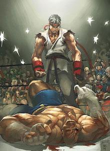 Udon prepara un mastodóntico libro de arte sobre Capcom