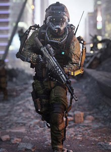 Gamescom 2014: presentación del multiplayer de COD: Advanced Warfare
