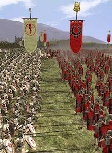 Artículo: Roma en los Videojuegos