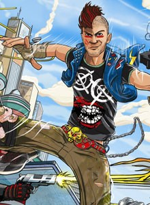 AKB TV: Sunset Overdrive para Xbox One, gameplay