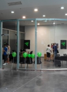 Razer nos presenta sus productos en la Dreamhack Valencia 2014