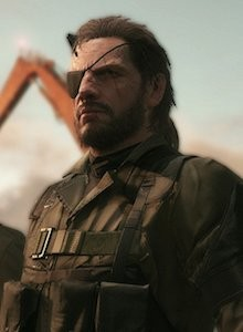 Tráiler de MGS V The Phantom Pain a 1080p y 60 fps