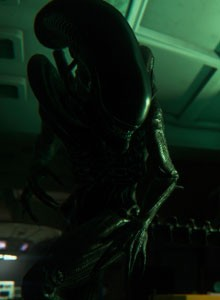 "Alien Isolation sigue luciendo ""de miedo"""