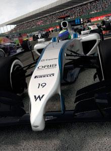 F1 2014 tiene nuevo gameplay con Fernando Alonso en Bahrein