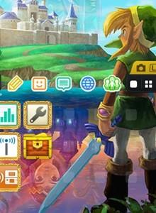 Ya están aquí los temas para Nintendo 3DS