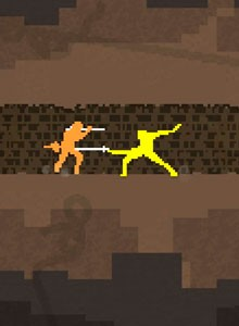 Nidhogg para PC, 10 minutos de gameplay comentado