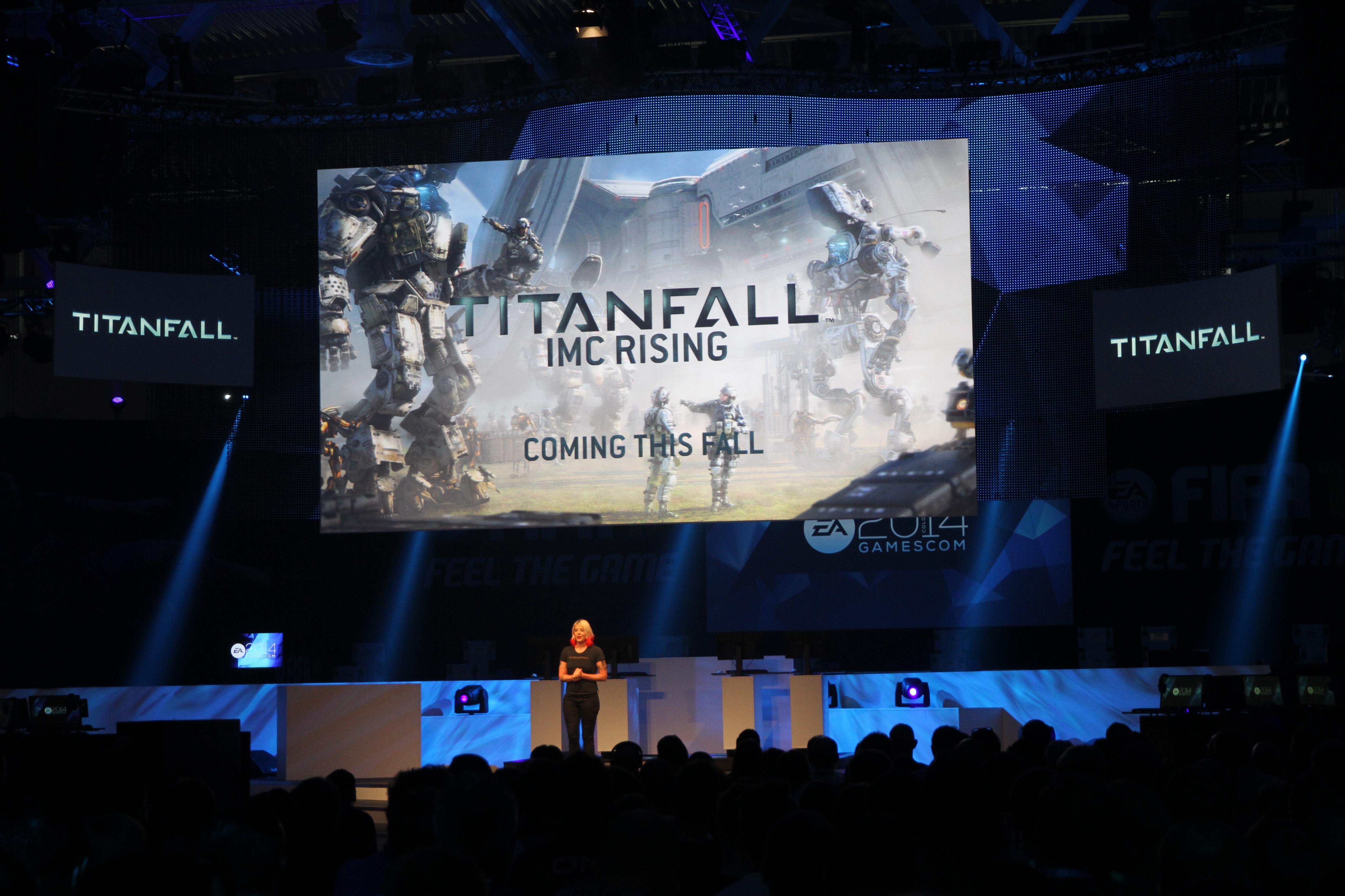 Titanfall recibe su nuevo DLC, Frontier's Edge