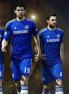 FIFA 15 Ultimate Team muestra su top 50, del 40 al 31