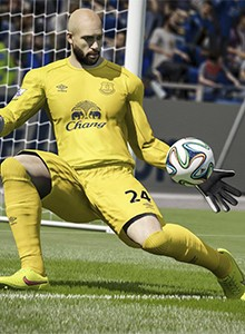 FIFA 15 Ultimate Team muestra su top 50, del 30 al 21