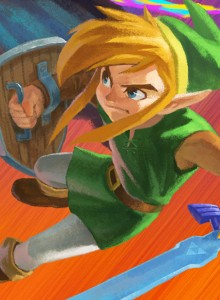 Análisis de Zelda A Link Between Worlds para Nintendo 3DS