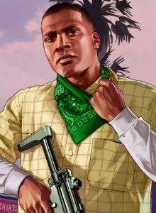 GTA V gameplay PS4