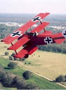 Videojuegos de la I Guerra Mundial: aviones