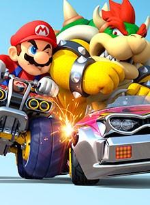 Aquí están los circuitos del DLC de Mario Kart 8