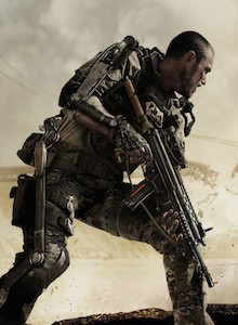 Call Of Duty Advanced Warfare analizado en PS4