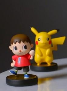 GameFreak está interesada en figuras Amiibo de Pokémon