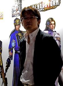 [TGS14] Yosuke Hayashi nos habló de Dead or Alive 5 Last Round